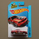[WRONG BODY ERROR] Hot Wheels 2014 HW City '12 Ford Mustang Boss 302 Laguna Seca (red)