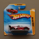 Hot Wheels 2010 HW Premiere Mazda Furai (red) (SEE CONDITION)