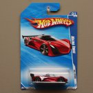 Hot Wheels 2010 HW All Stars Mazda Furai (red)