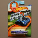 Hot Wheels 2015 Father's Day '63 Mustang II Concept (blue)