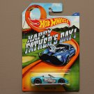 Hot Wheels 2015 Father's Day Corvette C6 Convertible (turquoise)