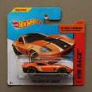 Hot Wheels 2015 HW Race Ford Shelby GR-1 Concept (orange)