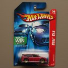 Hot Wheels 2007 Code Cars Audacious (red)