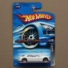 Hot Wheels 2005 Twenty Plus Cadillac Sixteen Concept (white)