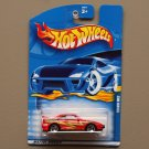 Hot Wheels 2001 Collector Series Toyota MR2 (red)