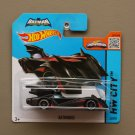 Hot Wheels 2015 HW City Batmobile (Batman: The Brave And The Bold) (black)