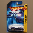 Hot Wheels 2006 First Editions '69 Camaro (purple)