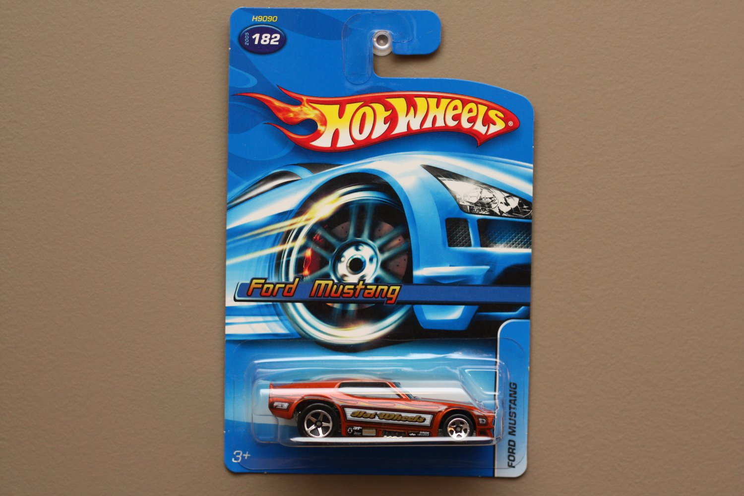 hot wheels 2005 collector series 39 71 mustang funny car. Black Bedroom Furniture Sets. Home Design Ideas