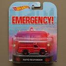 Hot Wheels 2015 Retro Entertainment Rapid Responder (Emergency!)