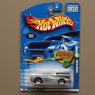 Hot Wheels 2002 Collector Series Ferrari F512M (grey)