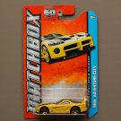 Matchbox 2013 MBX Adventure City Dodge Viper GTS-R Concept (yellow)