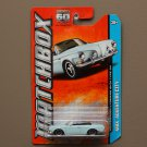 Matchbox 2013 MBX Adventure City Volkswagen Karmann Ghia Type 34 (light blue)