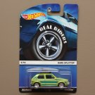 Hot Wheels 2015 Heritage Real Riders Hare Splitter (Volkswagen Rabbit)