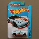 Hot Wheels 2015 HW City '09 Corvette ZR1 (gulf blue)