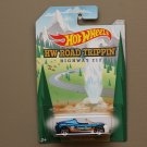 Hot Wheels 2014 Road Trippin' Tesla Roadster (SEE CONDITION)