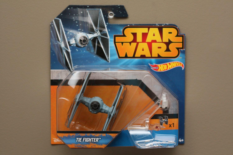 Hot Wheels 2015 Star Wars Ships Tie Fighter