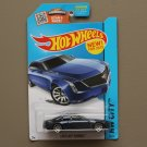 Hot Wheels 2015 HW City Cadillac Elmiraj (blue) (SEE CONDITION)