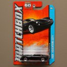 Matchbox 2013 MBX Adventure City TVR Tuscan S (black)