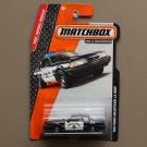 Matchbox 2014 MBX Heroic Rescue '93 Ford Mustang LX SSP (black)