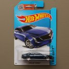 Hot Wheels 2015 HW City Cadillac Elmiraj (blue)