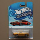Hot Wheels 2013 Cool Classics Custom V-8 Vega
