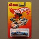 Hot Wheels 2012 The Hot Ones '80s Pontiac Firebird (blue)