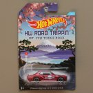Hot Wheels 2015 Road Trippin' Nissan Skyline H/T 2000 GT-X