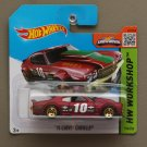 Hot Wheels 2015 HW Workshop '70 Chevy Chevelle (burgundy)