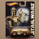Hot Wheels 2015 Pop Culture Star Wars Haulin' Gas (C-3PO)