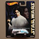 Hot Wheels 2015 Pop Culture Star Wars Dream Van XGW Panel (Princess Leia Organa)