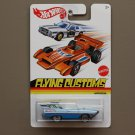 Hot Wheels 2013 Flying Customs Amphicar (SEE CONDITION)