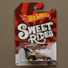 Hot Wheels 2014 Sweet Rides Fiat 500C (SEE CONDITION)