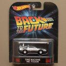 Hot Wheels 2015 Retro Entertainment Delorean Time Machine (Mr. Fusion) (Back To The Future)
