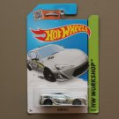 Hot Wheels 2015 HW Workshop Scion FR-S (silver) (SEE CONDITION)