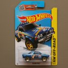 Hot Wheels 2015 HW Off-Road Subaru Brat (blue)