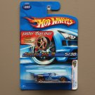 Hot Wheels 2006 First Editions Ferrari 512 M (blue) (Faster Than Ever)