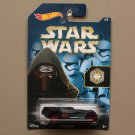 Hot Wheels 2015 Star Wars Series CKJ41 Ettorium (Kylo Ren) (SEE CONDITION)
