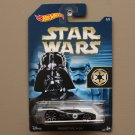 Hot Wheels 2015 Star Wars Series CKJ41 Prototype H-24 (Darth Vader)