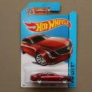 Hot Wheels 2015 HW City Cadillac Elmiraj (red)