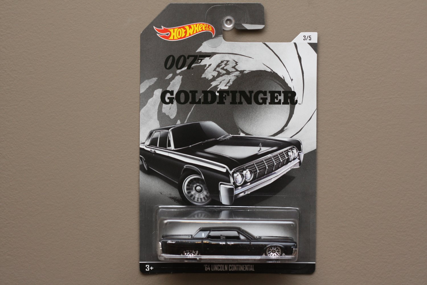 Fisher Auto Sales >> Hot Wheels 2015 James Bond 007 '64 Lincoln Continental ...