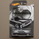 Hot Wheels 2015 James Bond 007 '64 Lincoln Continental (Goldfinger)