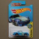 Hot Wheels 2016 HW Speed Graphics Porsche 934 Turbo RSR (blue)