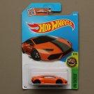 Hot Wheels 2016 HW Exotics Lamborghini Huracan LP 610-4 (orange)