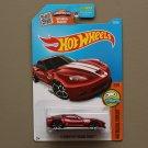 Hot Wheels 2016 HW Digital Circuit '11 Corvette Grand Sport (red) (Treasure Hunt)