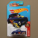 Hot Wheels 2016 HW Flames '41 Willys (blue)