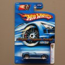 Hot Wheels 2006 First Editions Chrysler Firepower Concept (blue) (Faster Than Ever)