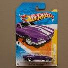Hot Wheels 2011 HW Premiere Blvd. Bruiser (purple)