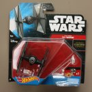 Hot Wheels 2015 Star Wars Ships First Order Tie Fighter (The Force Awakens)