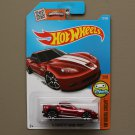 [ASSEMBLY ERROR] Hot Wheels 2016 HW Digital Circuit '11 Corvette Grand Sport (red) (Treasure Hunt)