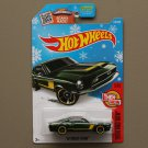 Hot Wheels 2016 Then And Now '68 Shelby GT-500 (green) (Snowflake)
